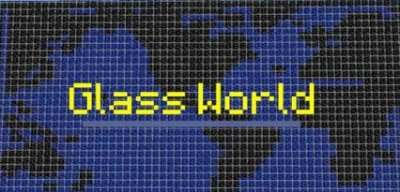 Карта Glass World для Minecraft PE 0.10.x