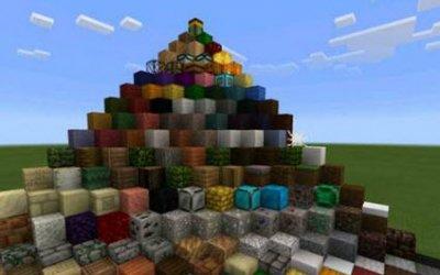Текстура Kalos для Minecraft PE 0.10.x