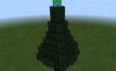 Мод Instant Structure для Minecraft PE 0.10.x