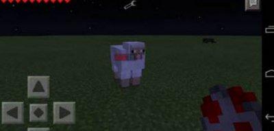 Мод Explosive Sheep для Minecraft PE 0.10.x