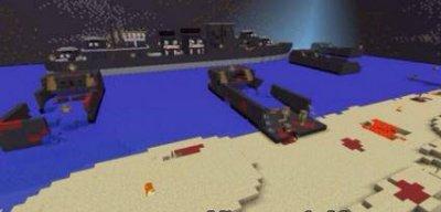 Сборник карт Quantum для Minecraft PE