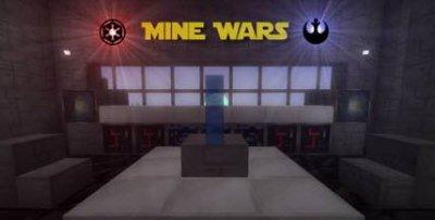 Текстура Star Wars для Minecraft PE 0.10.5 [32x32]