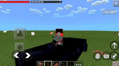 Мод GTA San Andreas v3.7 для Minecraft PE 0.10.x