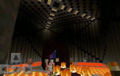 Карта Легенда о Херобрине: Мечта для Minecraft PE