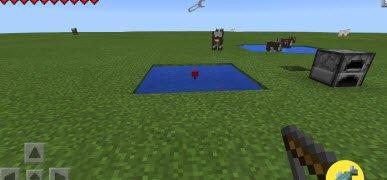 Мод на рыбалку для Minecraft PE 0.10.x
