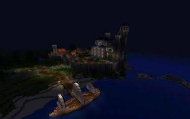 Карта Camelot для Minecraft PE 0.10.5
