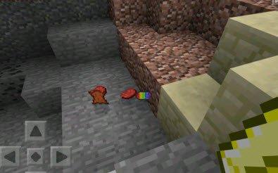 Мод Rainbow Derp для Minecraft PE 0.10.5