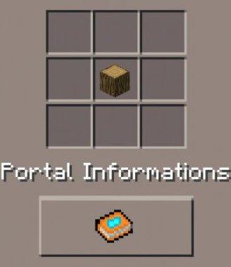 Мод PORTAL 2  для Minecraft PE 0.9.x