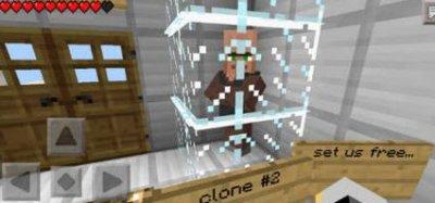 Карта Dr. Joe Clones для Minecraft PE 0.10.x