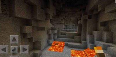 Карта Treasure Land для Minecraft Pocket Edition