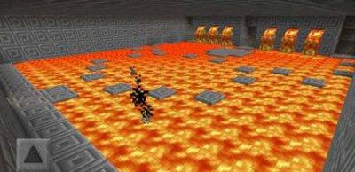 Карта NIGHTMARE Z для Minecraft PE