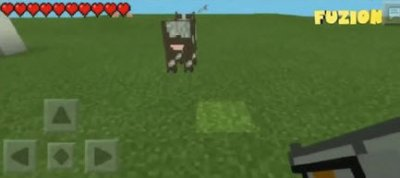 Мод Pixel Gun 3D для Minecraft PE 0.10.5