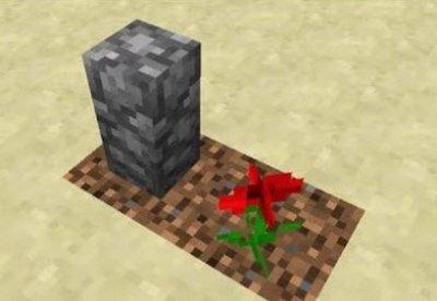 Мод Sethblings Haunted Gravestones для Minecraft PE 0.10.5