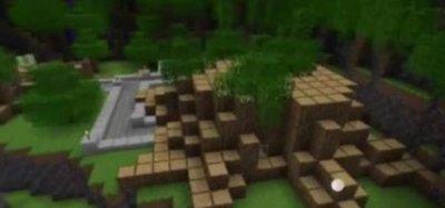 Карта ZeldaCraft II для Minecraft Pocket Edition