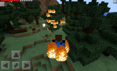 Мод Fantastic Four для Minecraft PE 0.10.x