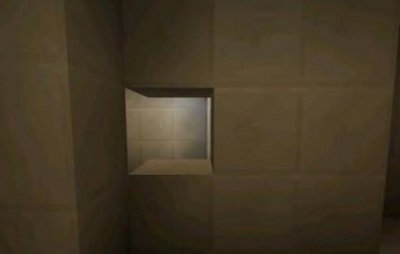 Карта Unreal Geometry для Minecraft PE 0.10.5