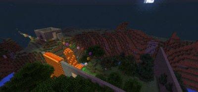 Карта Wool Parkour 2 для Minecraft PE