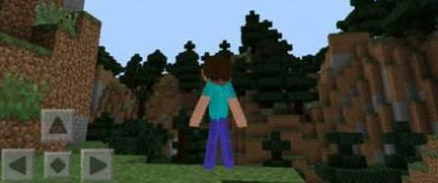 Мод Stickman Model для Minecraft PE 0.10.5-0.10.x