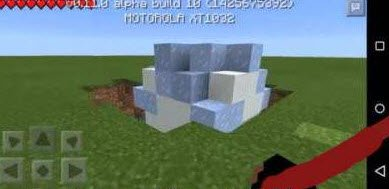 Мод на метеориты для mcpe 0.11.0