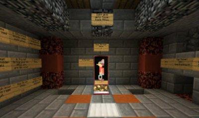 Карта Sroren для Minecraft Pocket Edition 0.11.0