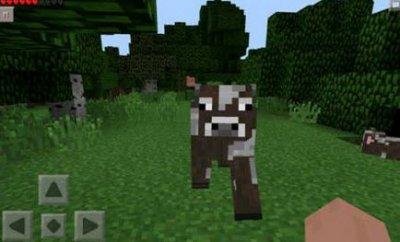Мод Hostile World для Minecraft PE 0.10.x