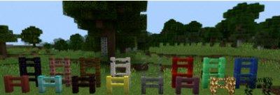 Мод на заборы для Minecraft PE 0.10.5