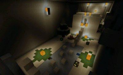 Карта Coldest Parkour для Minecraft PE 0.11.x