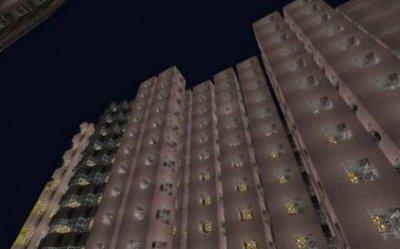 Карта города Ceylon City для Minecraft Pocket Edition 0.11.0