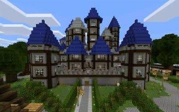 Карта Kingdom of Verona для Minecraft PE 0.11.0