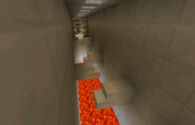 Карта Planet Ephixa для Minecraft PE