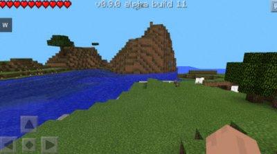Мод waypoint для Minecraft PE 0.11.0