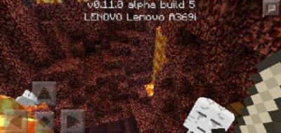 Карта Карманный ад для Minecraft Pocket Edition