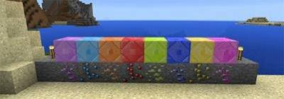 Мод Power Gems PE для Minecraft PE 0.11.0