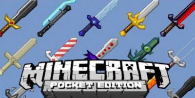 Мод Shortsword для Minecraft PE 0.11.1