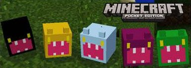 Мод Cube Elemental для Minecraft PE 0.11.1