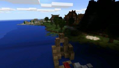 Карта Bellum для Minecraft PE