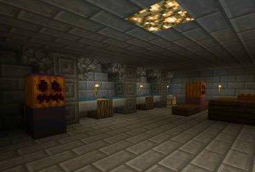 Карта EXPERIMENT #275 для Minecraft PE 0.12.1