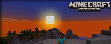 Мод Glasses для Minecraft PE 0.11.1
