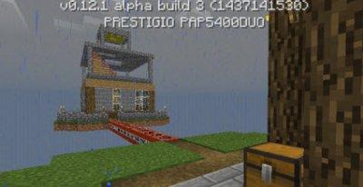 Карта BedWars для Minecraft PE v0.12.x