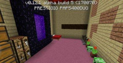 Карта Omega для Minecraft PE v0.12.x