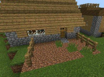 Сид Glitched Village 0.12.1
