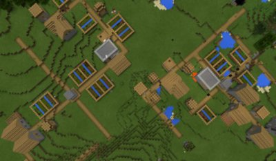 Сид Double Village With Two Blacksmiths 0.12.1