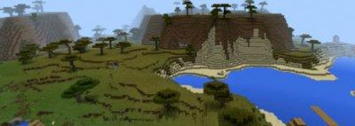 Сид Triple Village Spawn 0.12.1