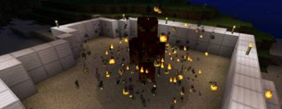 Мод Bosscraft 2 Mod для Minecraft PE 0.11.1