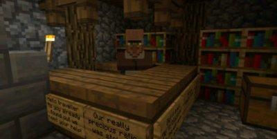 Карта The Relic of Riverwood для Minecraft Pocket Edition