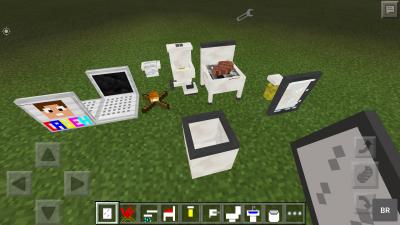 Аддон CauehCraft Furniture [0.12.2]