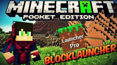 Blocklauncher PRO Minecraft PE 0.15.0, 0.14.0