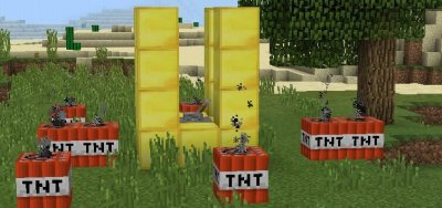"""Мод """"Ultimate Lucky Block"""" 0.13.0"""