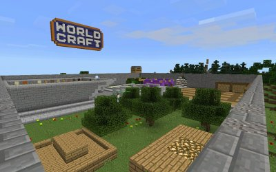 "Сервер ""WorldCraft"" [0.13.1]"