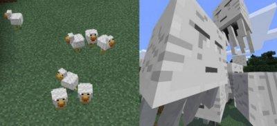 """Мод """"The Amazing Lucky Block"""" [0.13.1]"""